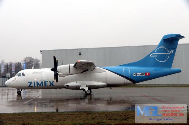 09.03.2021 HB-AMC Zimex ATR 43-320F cn378