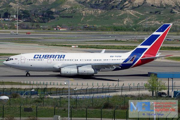 04.04.2015 CU-T1251 Cubana Il-96-300