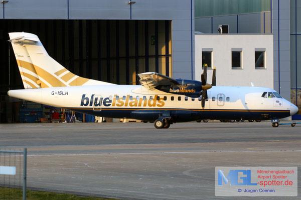 26.02.2018 G-ISLH Blue Islands ATR 42-320 cn173
