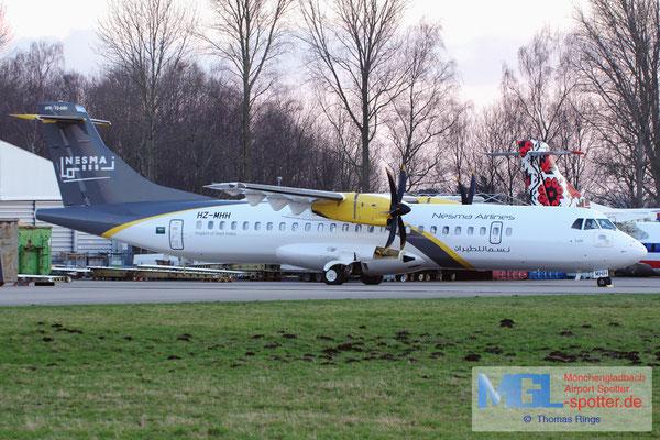 05.02.2018 HZ-MHH Nesma Airlines ATR 72-600 cn1312