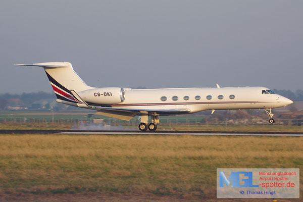 14.03.2014 CS-DKI Netjets Gulfstream G550