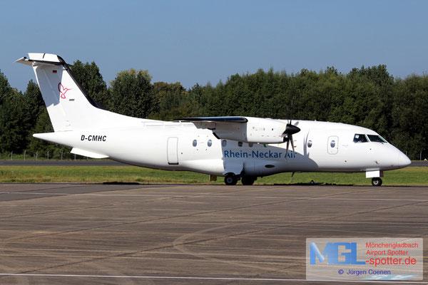 09.09.2016 D-CMHC Dornier Do-328-110 Rhein-Neckar-Air