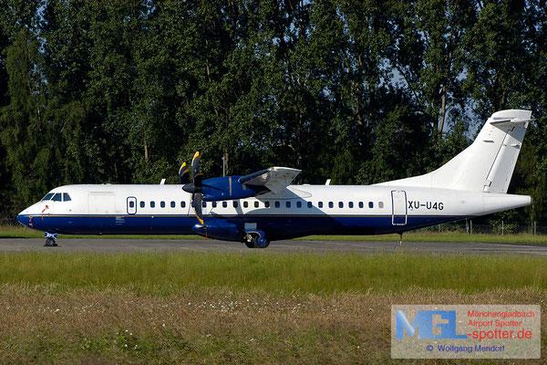 30.05.2007 XU-U4G (PMTair) ATR 72-212 cn385