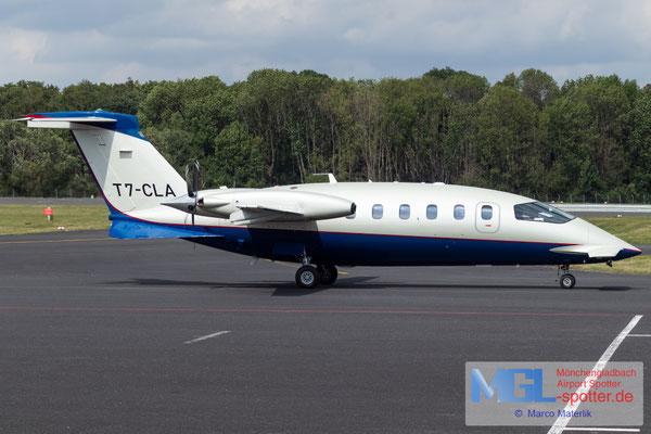 03.07.2020 T7-CLA Piaggio P-180 Avanti II