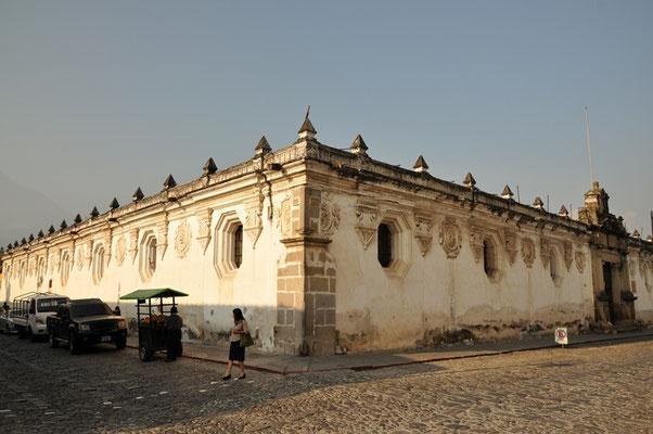 Koloniale Gebäude