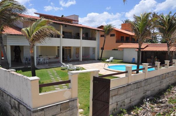 Unser super Strandhaus