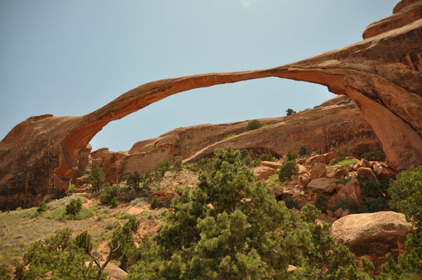 Felsbögen im Arches NP