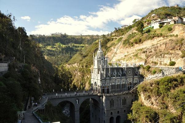 Las Lajas - wie im Märchen