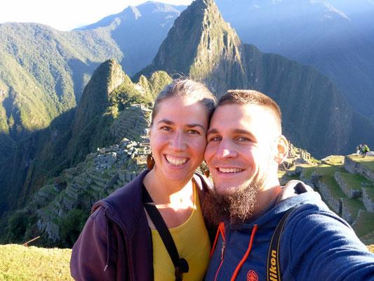 Machu Picchu und die Eroberer!