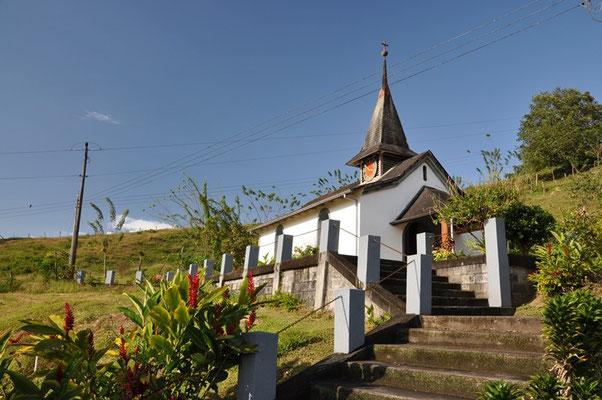 Die Kapelle im Innerschweizer Stil