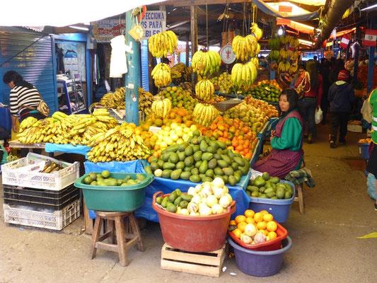 Früchtemarkt - lecker und supergünstig!