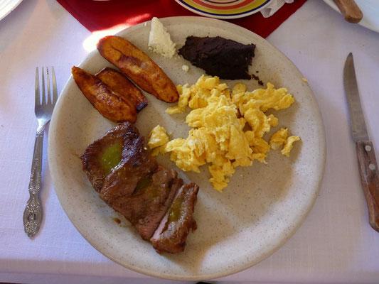 Ein deftiges Morgenessen
