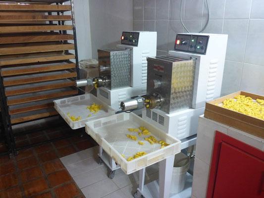 Die Nudelmaschinen