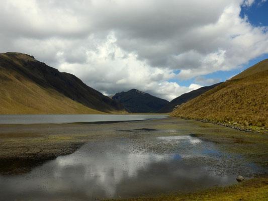 Die Laguna Culebrillas