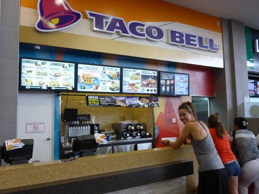 Wieder mal Fast Food