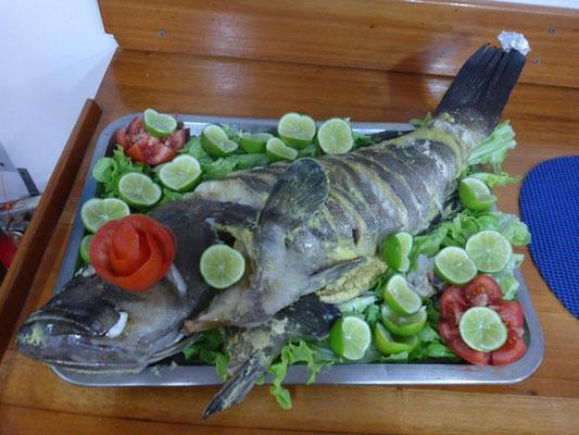 Ein grosser Fisch für Alle