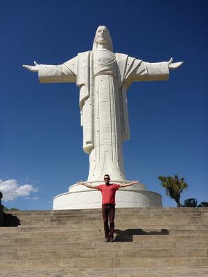 Der grösste Christusstatue