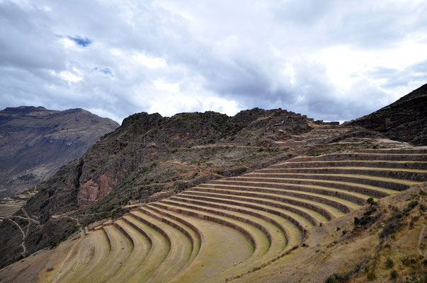 Die Inkafestung Psiaq