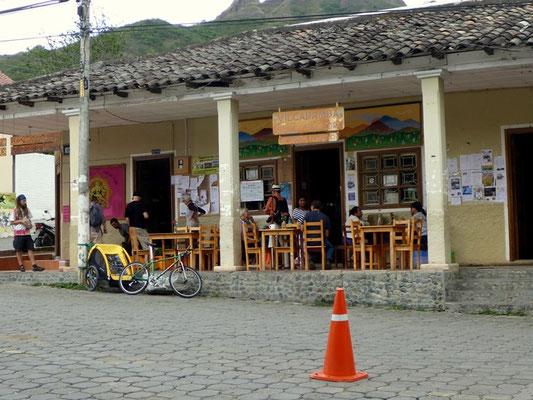 Ein Aussteiger Restaurant