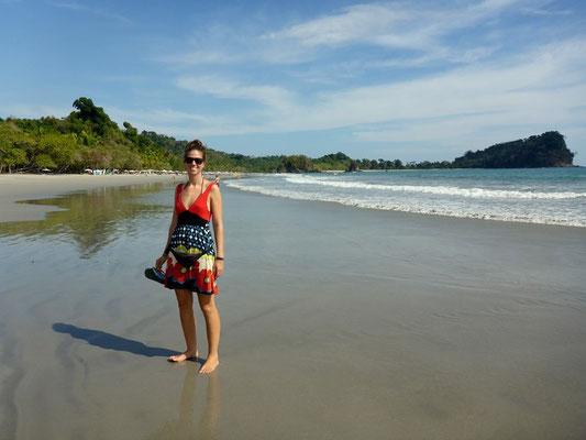 Schöner Strand bei Monteverde
