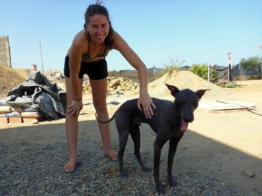 Nathy und der Nackthund Coloso