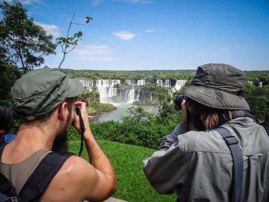 Die zwei Fotografen - Flavio und Michael