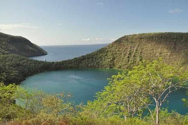 Darwin Lake - Benannt nach dem bekannten Charles Darwin