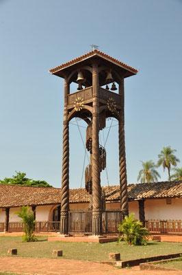 Ein Kunstwerk dieser Kirchenturm