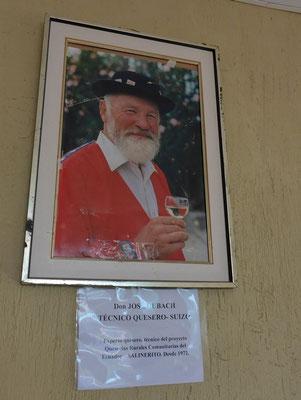 Sepp Dubach brachte die Schweizer Tradition