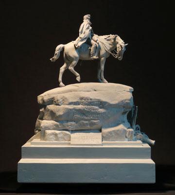 Monumento al General Martínez Campos. Reproducción E: 1/20