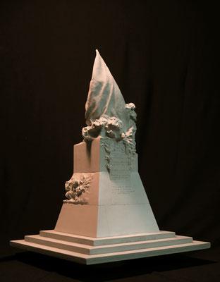 Monumento al Cabo Noval. Reproducción E: 1/20