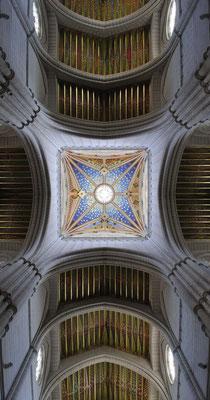Catedral de La Almudena. Madrid.