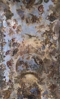 Luca Giordano: Alegoría del Toisón de Oro. Centro de Estudios del Museo Nacional del Prado