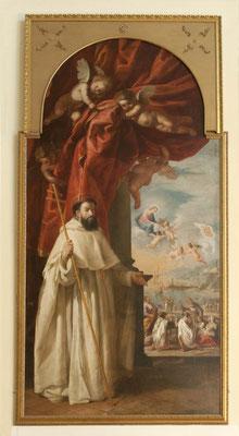 San Pedro Nolasco. Juan de Toledo 1660