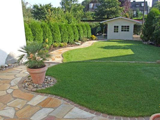 Gartengestaltung m ller galabau herten for Gartengestaltung 400 m2