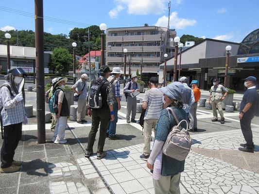 唐木田駅で12:20解散  今回のテーマ「ホトトギスの声とアサザの花を楽しむ」+「とんぼ」でしたが、聞かれ、見られて良かったです。