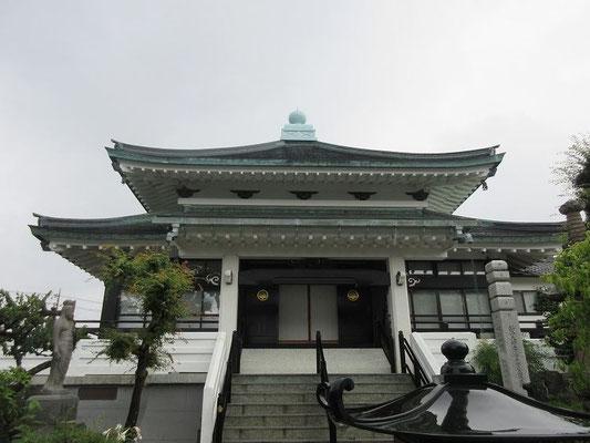 西蓮寺で解散
