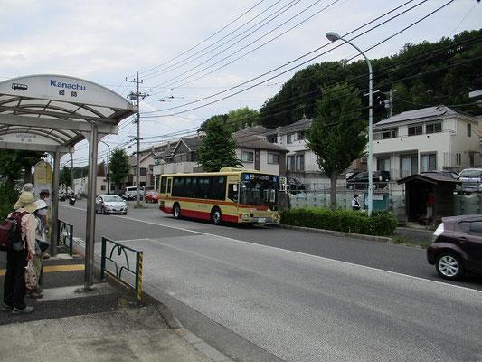 図師バス停 解散 (14:10)   湿度の高い蒸した陽気の中での久し振りの活動、大変お疲れ様でした。