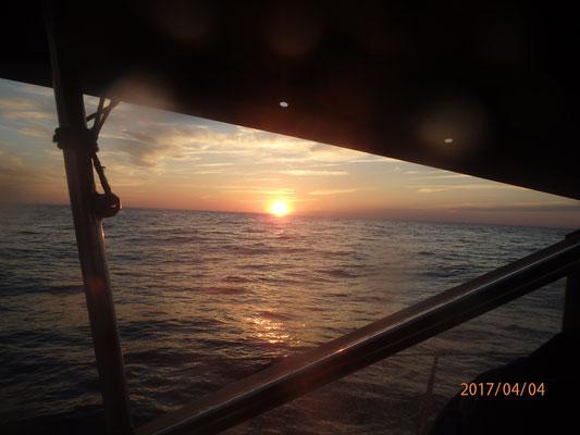 Sonnenuntergang einer Schöner wie der andere
