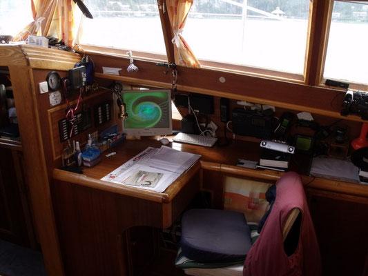 Navigationsecke