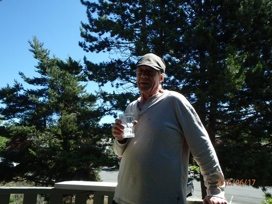 Steve war vor 40 Jahren in Österreich Skilehrer nun in Poulsbo