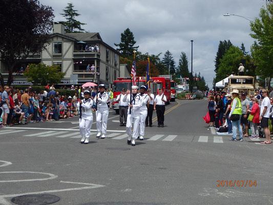 Parade july 4