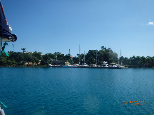 Marine Port Antonio