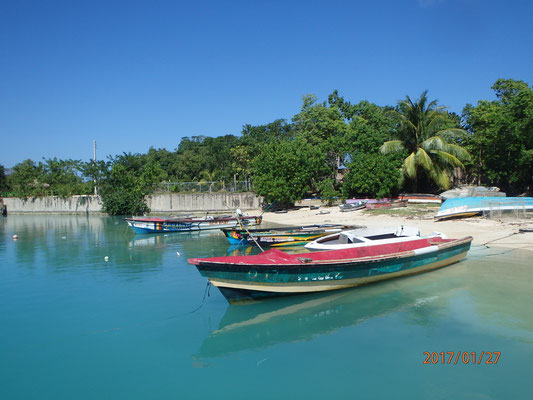 Hafen Port Antonio
