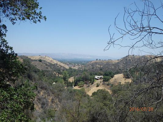 In der Region von LA