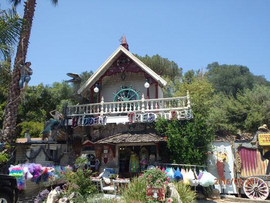 Hexenhaus in CA