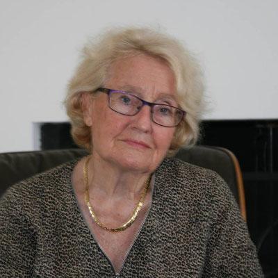 Arlette Entz - Tresorière