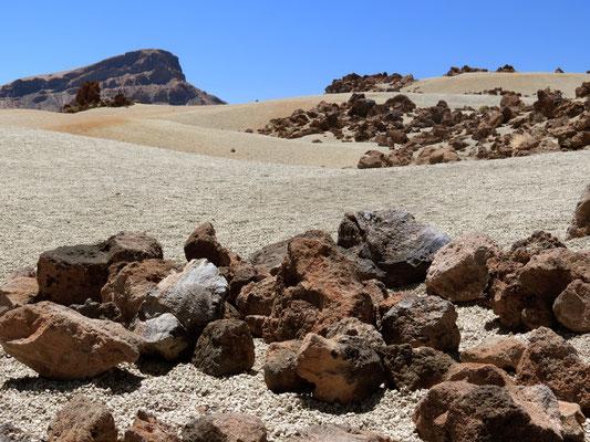 Mondlandschaft in den Cañadas