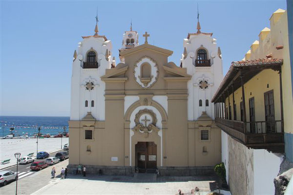 die Basilika in Candelaria