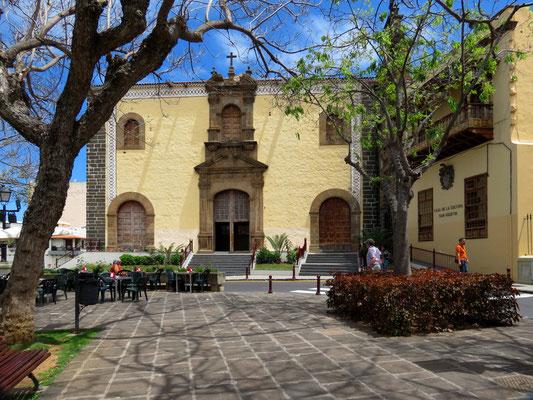 Kirche in La Orotava